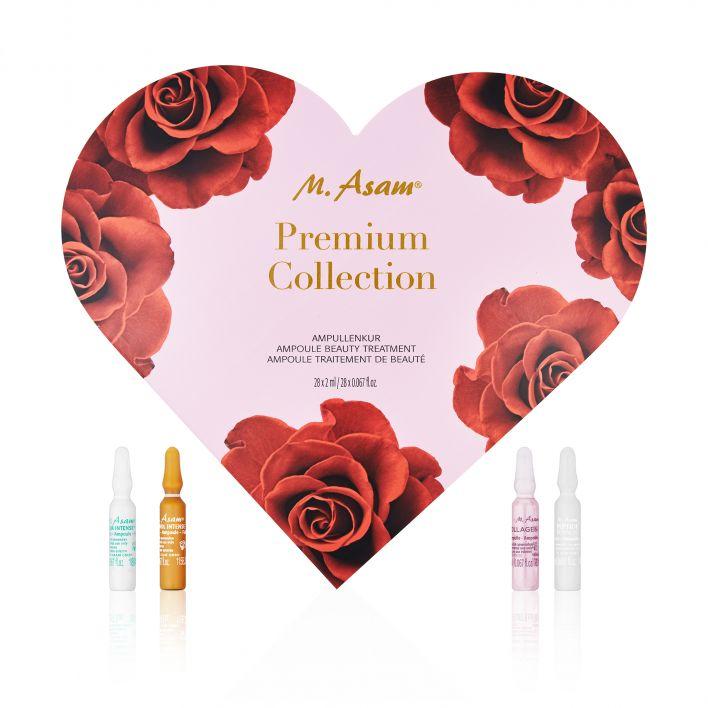 Premium Collection Ampullenkuren Heart Edition XXL