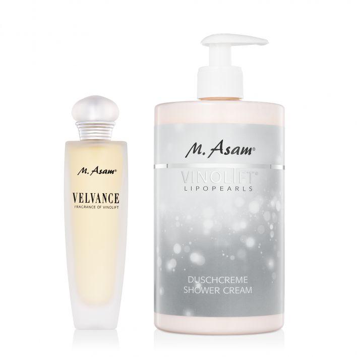 VINOLIFT Duschcreme & Velvance Eau de Parfum