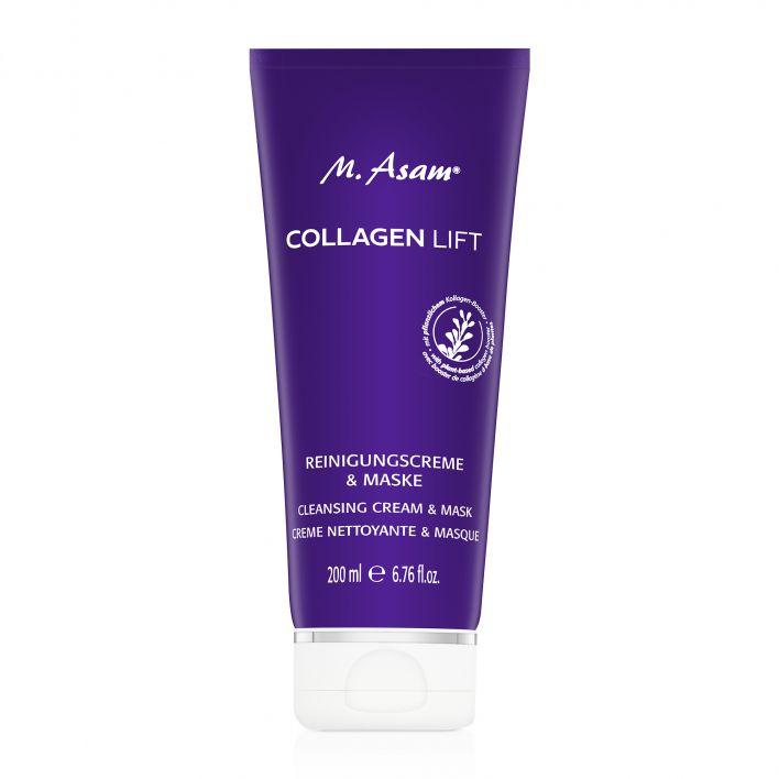COLLAGEN LIFT Reinigungscreme & Maske