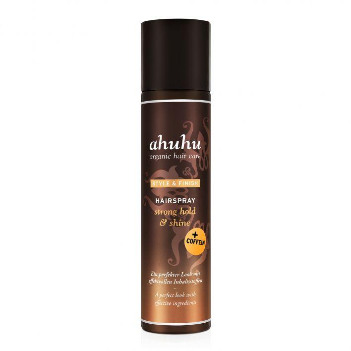 STYLE & FINISH Coffein Hairspray strong hold & shine