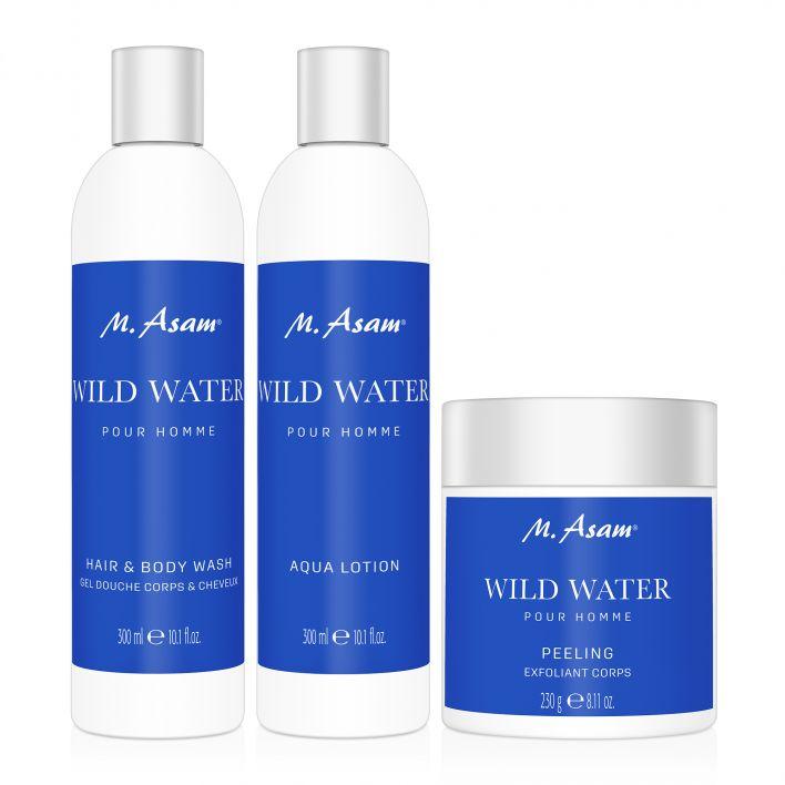 WILD WATER Männerpflege-Set