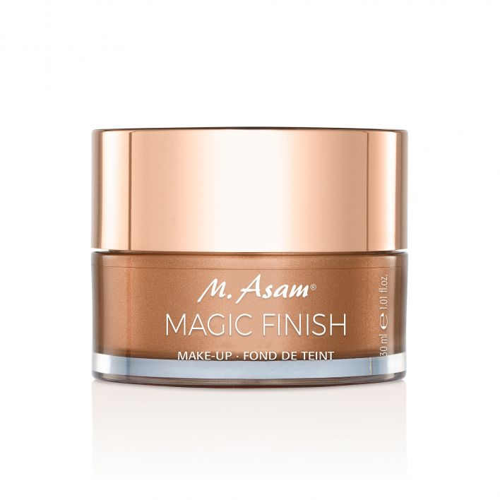 MAGIC FINISH Make-up Mousse