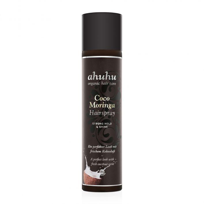 COCO MORINGA Haarspray strong hold & shine