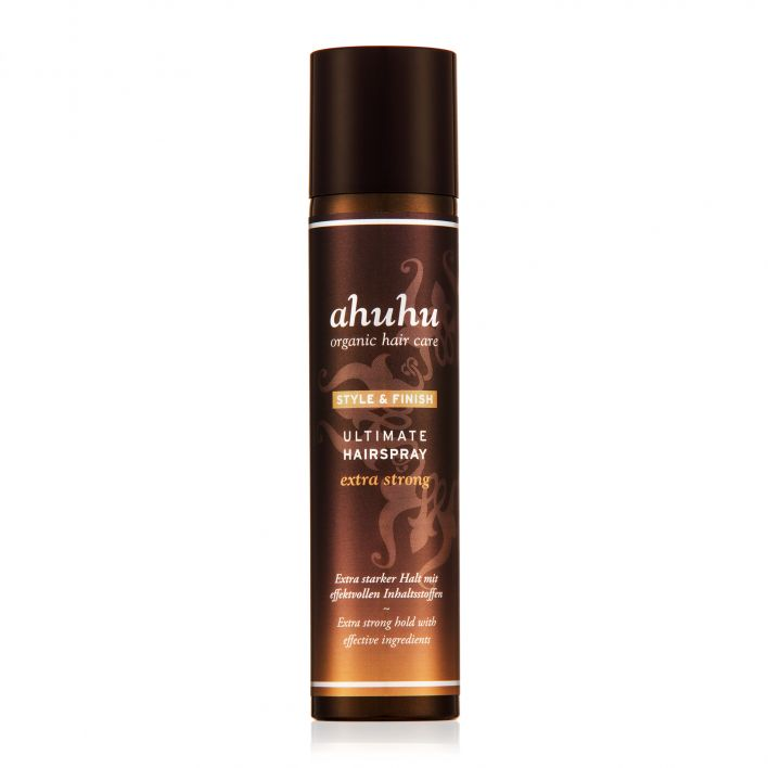 STYLE & FINISH Ultimate Hairspray extra strong