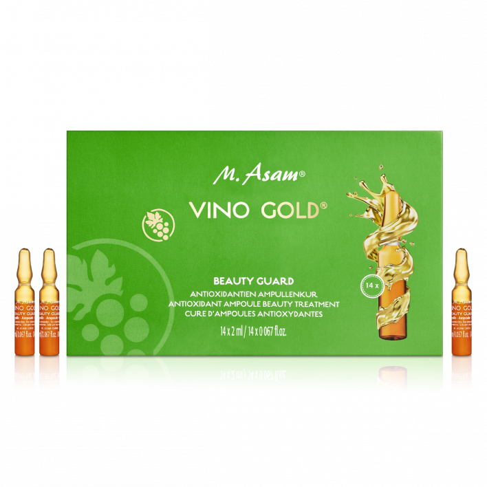 VINO GOLD Beauty Guard Antioxidantien Ampullenkur