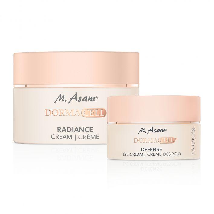 DORMACELL Radiance Cream & Augencreme