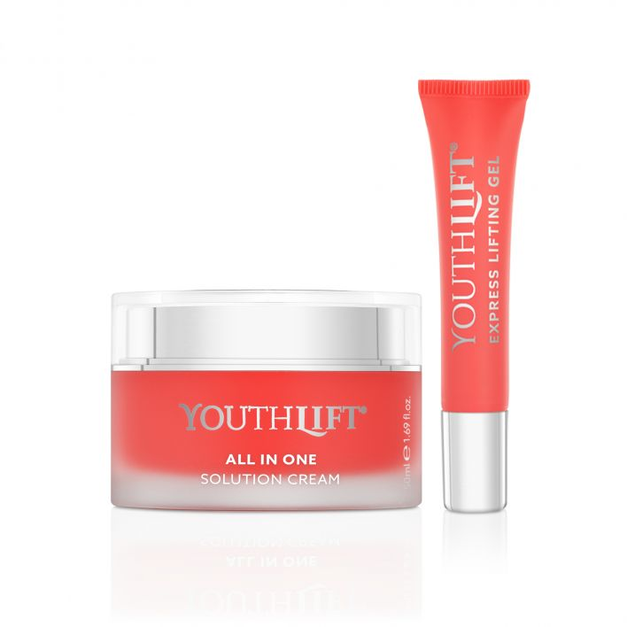 All in one Solution Cream & Express Lifting Gel