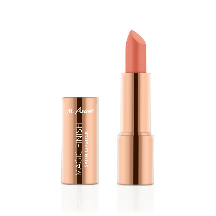 MAGIC FINISH Satin Lipstick Peach Pearl