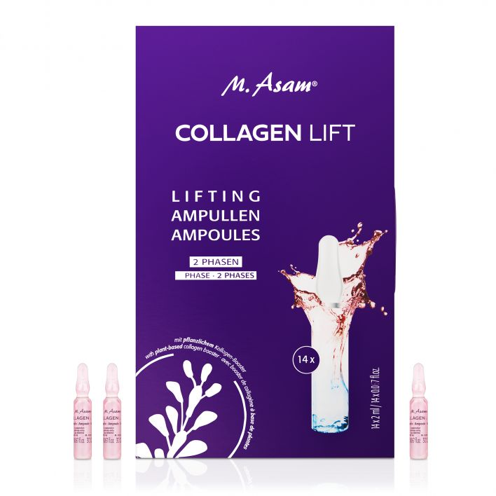 COLLAGEN LIFT 2 Phasen LIFTING AMPULLEN