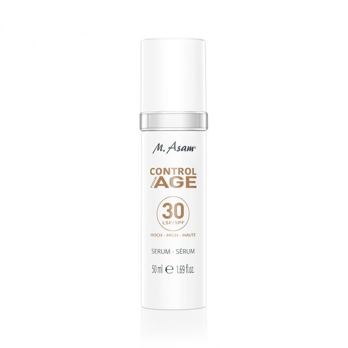 CONTROL YOUR AGE Serum mit LSF 30