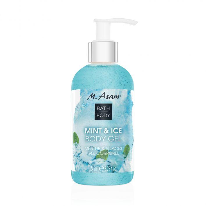 MINT & ICE Body Gel