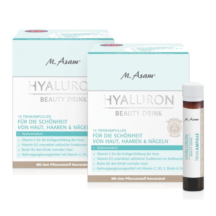HYALURON Beauty Drink Duo