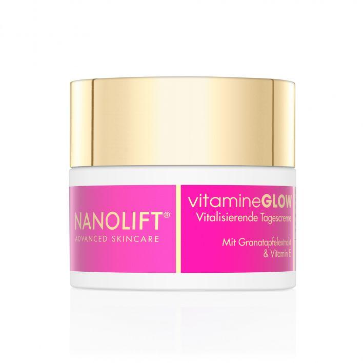 vitamineGLOW Vitalisierende Tagescreme