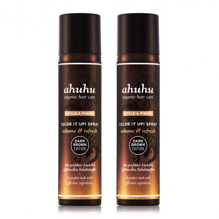Color It Up! Spray volume & refresh Dark Brown Edition Duo