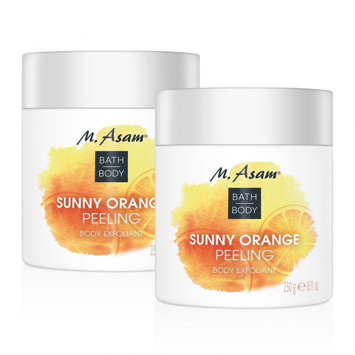 SUNNY ORANGE Peeling Duo