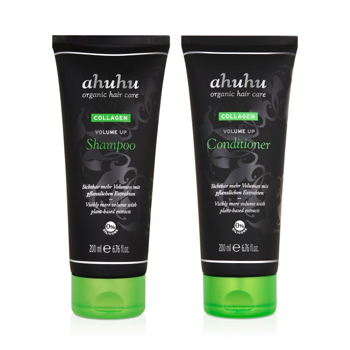 COLLAGEN Duo Shampoing & Après-Shampoing