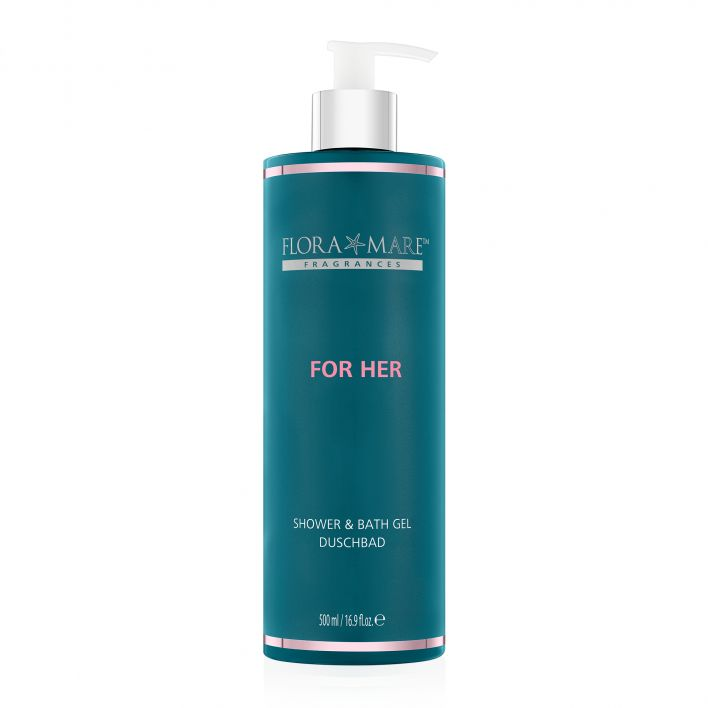 FLORA MARE FRAGRANCES For Her Duschbad XXL