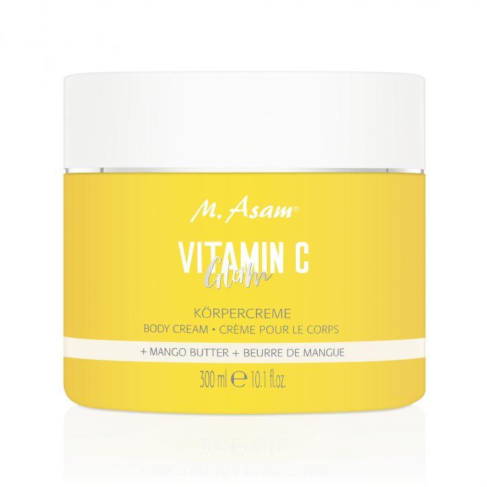 VITAMIN C Crème corps scintillante