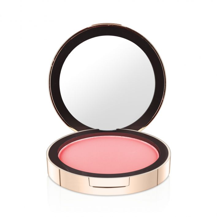 MAGIC FINISH Satin Blush Peachy Rose