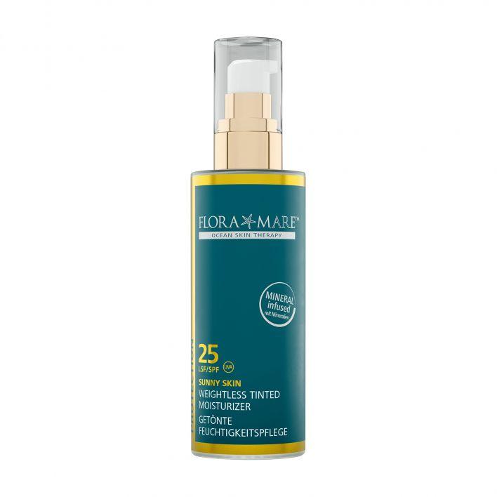 PROTECTION Sunny Skin getönte Feuchtigkeitspflege mit LSF 25
