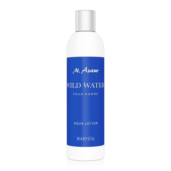 WILD WATER Lotion corps homme
