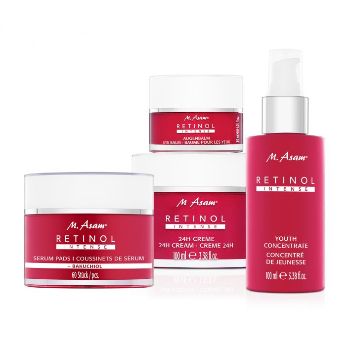 RETINOL INTENSE 4-teiliges Pflege-Set