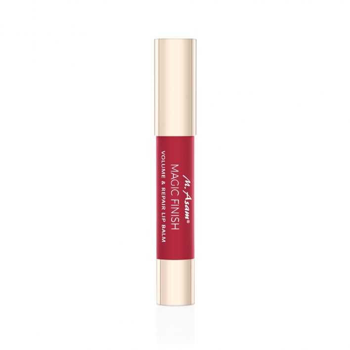 MAGIC FINISH Volume & Repair Lip Balm Berry Red