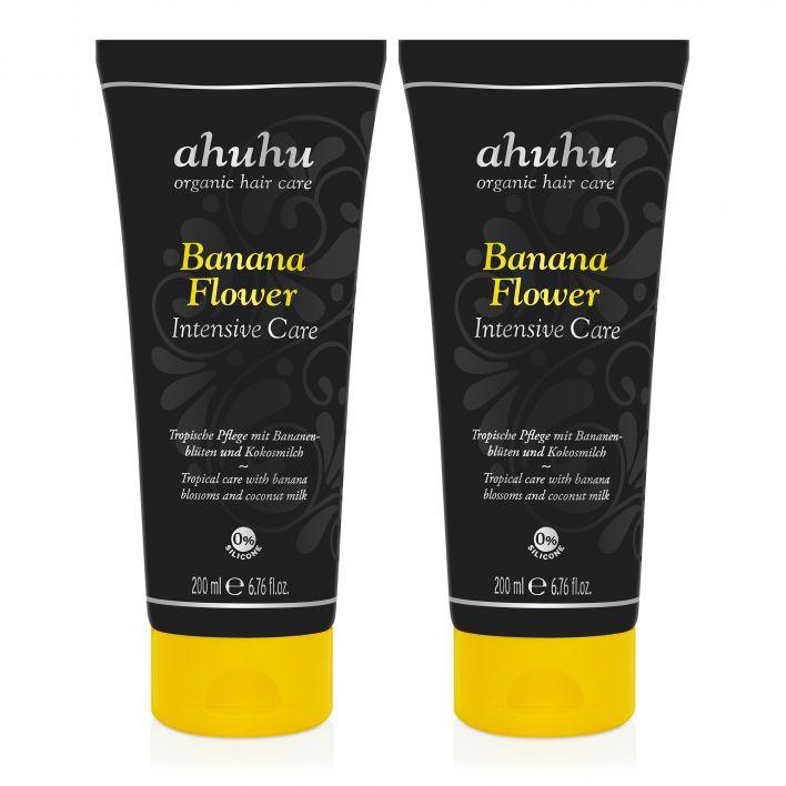 Banana Flower Haarkur Duo