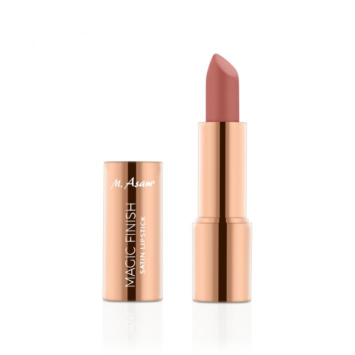MAGIC FINISH Satin Lipstick Almond
