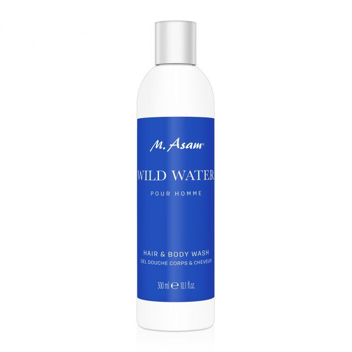 WILD WATER Gel corps et cheveux homme