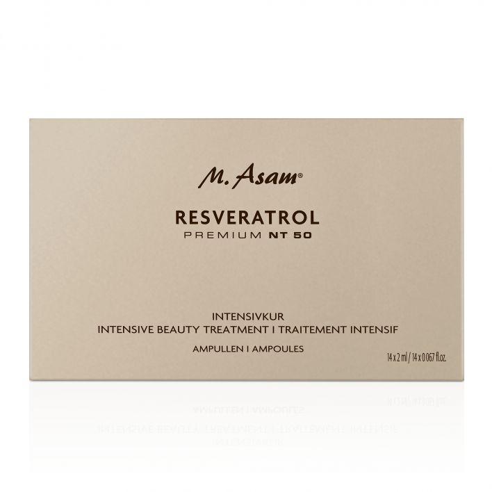RESVERATROL PREMIUM NT50 Ampullenkur
