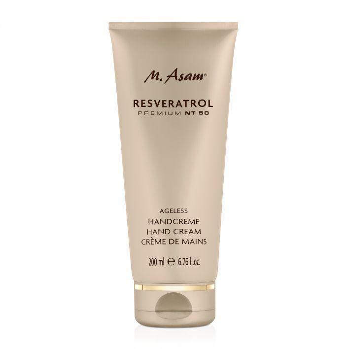 RESVERATROL PREMIUM NT50 Crème mains
