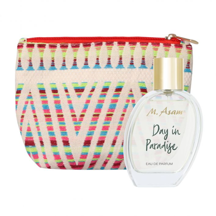 DAY IN PARADISE Eau de Parfum & Kosmetiktasche