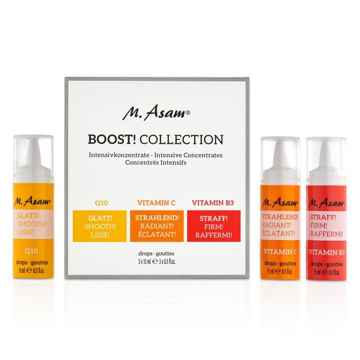 BOOST! Collection - Vitamin Booster für perfekte Haut